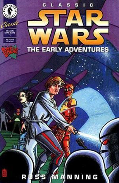 Classic Star Wars: The (1994-95)