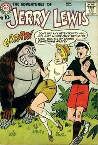Adventures of Jerry Le (1951-71)
