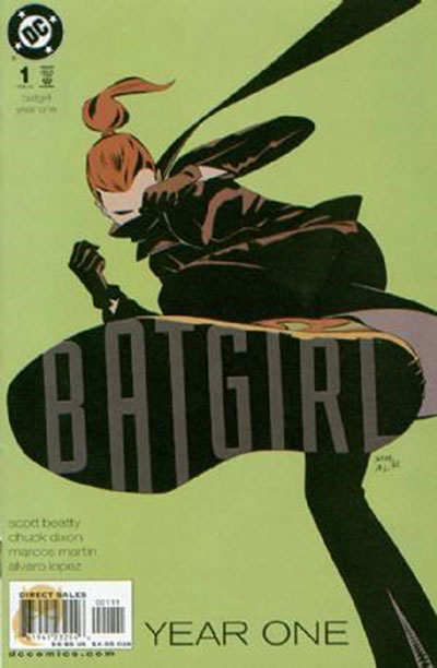 Batgirl: Year One (2003)