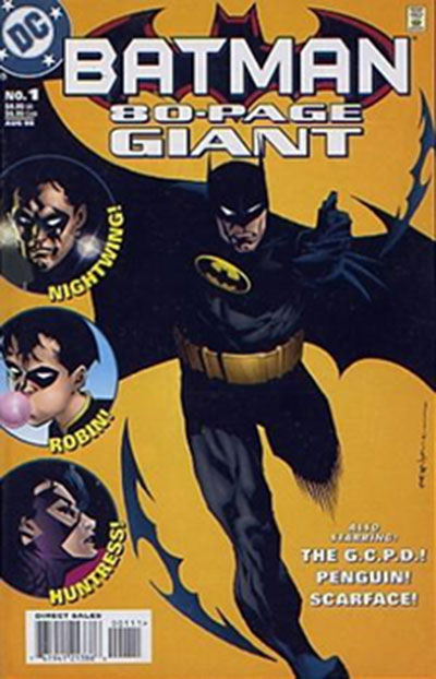Batman 80-Page Giant (1998-11)