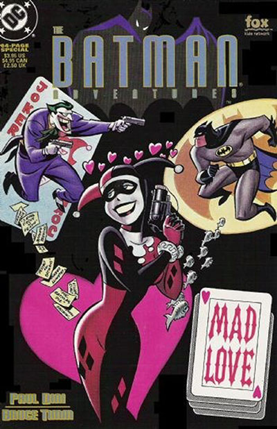 Batman Adventures: Mad Lo (1993)