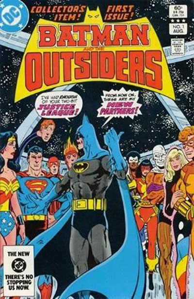 Batman and the Outside (1983-86)