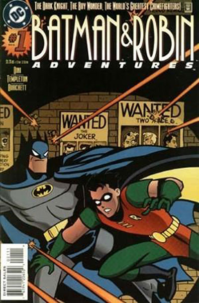 Batman and Robin Adven (1995-97)