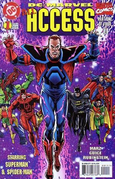 DC / Marvel: All Acces (1996-97)
