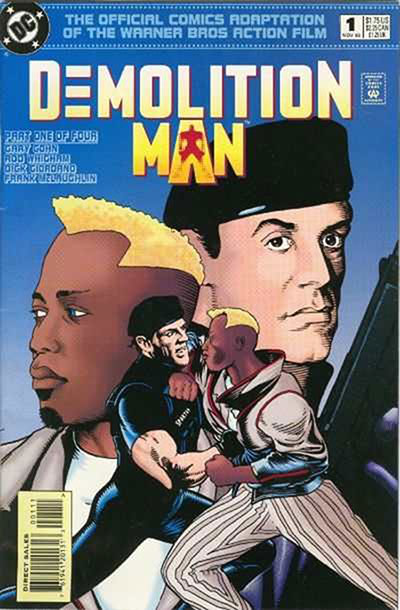 Demolition Man (1993-94)