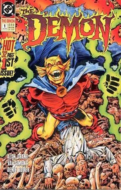 Demon, The (1990-95)
