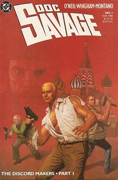 Doc Savage (1988-90)