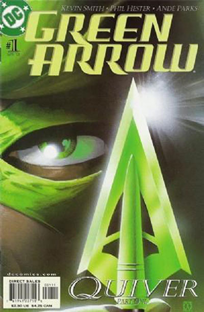 Green Arrow (2001-07)