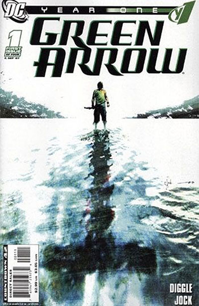 Green Arrow: Year One (2007)
