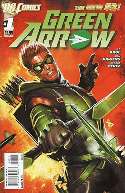 Green Arrow (2011-15)