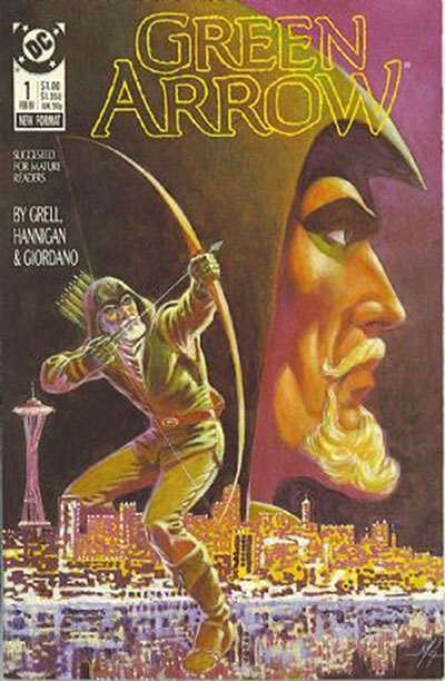 Green Arrow (1988-98)