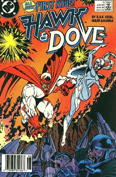 Hawk and Dove (1989-91)