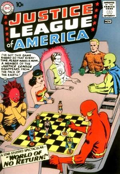 Justice League of Amer (1960-87)