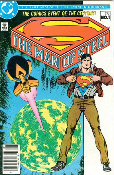 Man of Steel, The (1986)