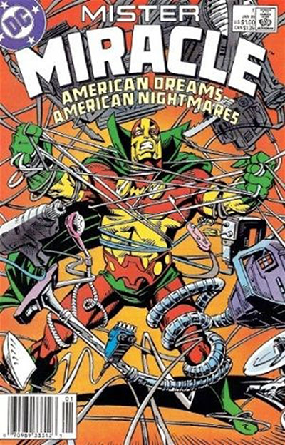 Mister Miracle (1989-91)