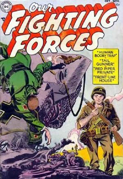 Our Fighting Forces (1954-78)