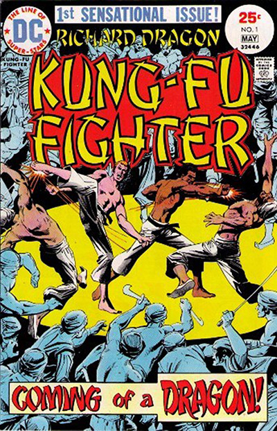 Richard Dragon Kung-Fu (1975-77)