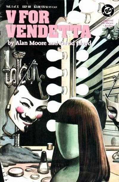 V for Vendetta (1988-89)