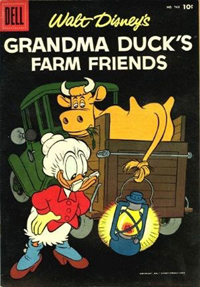 Grandma Duck's Farm Fr (1957-62)