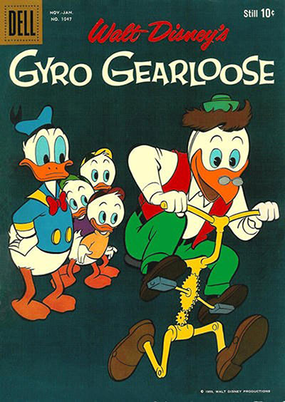 Gyro Gearloose (1959-61)