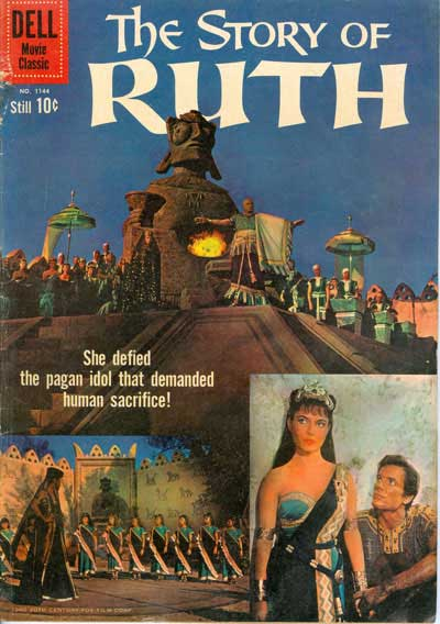 Story of Ruth, The (1960)