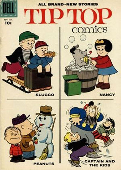 Tip Top Comics (1957-61)