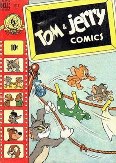 Tom and Jerry (1949-62)