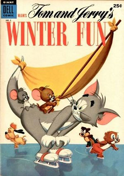 Tom and Jerry's Winter (1954-58)