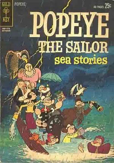 Popeye the Sailor (1962-84)