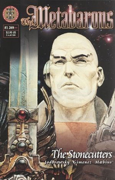 Metabarons, The (2000-15)