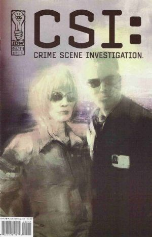 CSI: Crime Scene Investigation #5