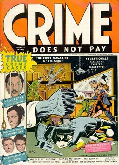 Crime Does Not Pay (1942-55)