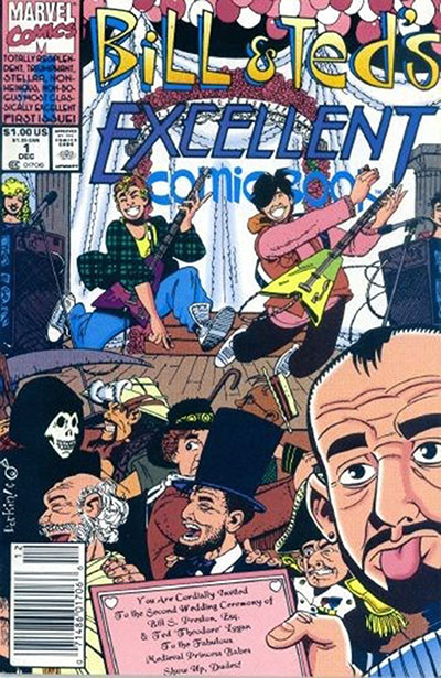 Bill & Ted's Excellent (1991-92)