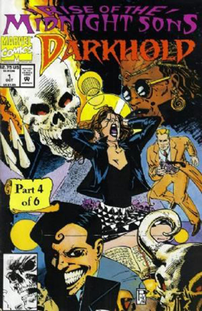 Darkhold: Pages from t (1992-94)