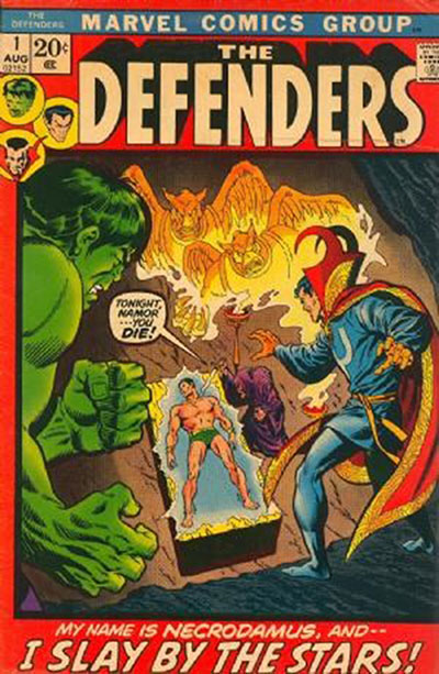 Defenders, The (1972-86)