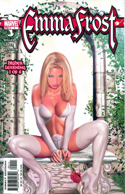 Emma Frost (2003-05)