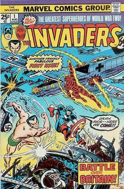 Invaders, The (1975-79)