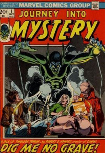 Journey Into Mystery (1972-75)