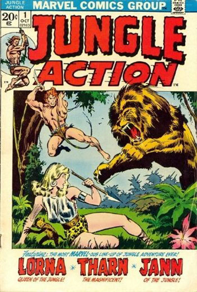 Jungle Action (1972-76)