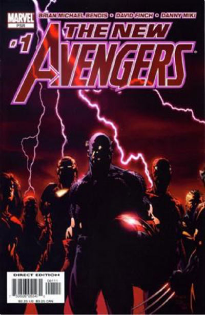 New Avenges, The (2004-10)