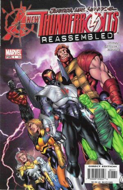 New Thunderbolts (2004-06)