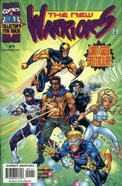 New Warriors (1999-00)