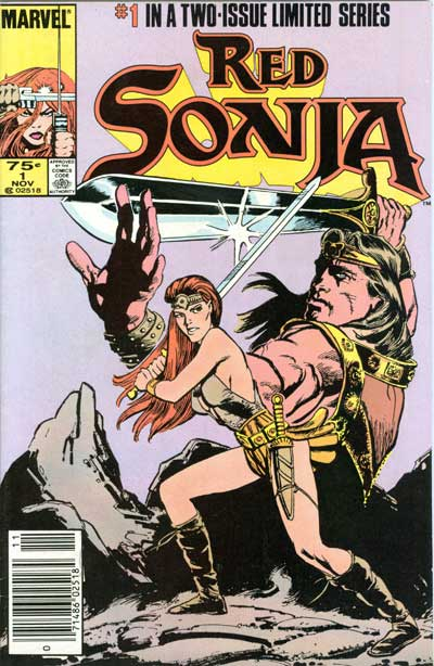 Red Sonja: The Movie (1985)