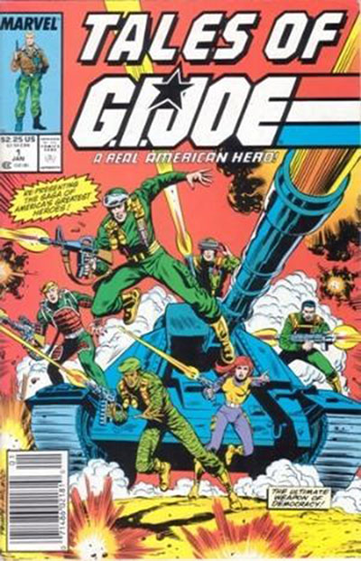 Tales of G.I. Joe (1988-89)