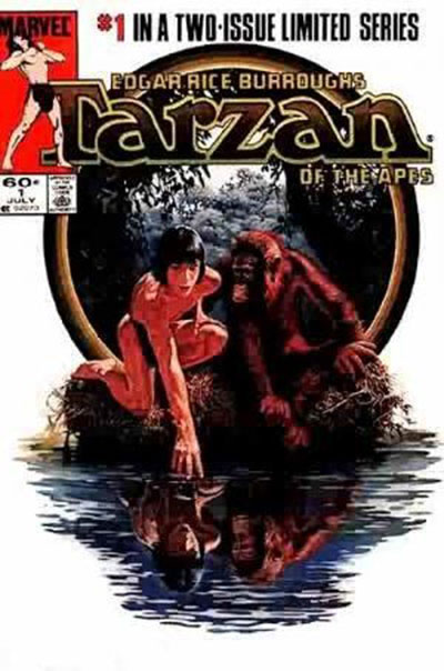 Tarzan of the Apes (1984)