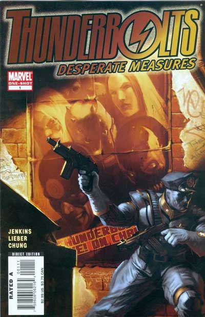 Thunderbolts: Desperate M (2007)