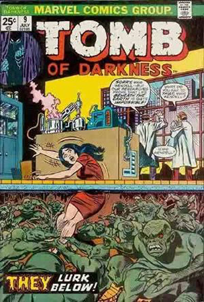 Tomb of Darkness (1974-76)