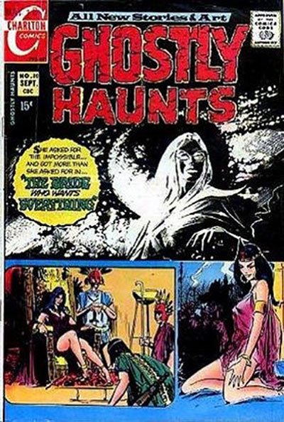 Ghostly Haunts (1971-78)