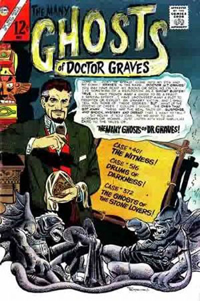 Many Ghosts of Doctor (1967-82)