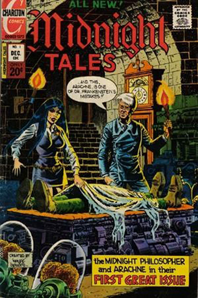 Midnight Tales (1972-76)